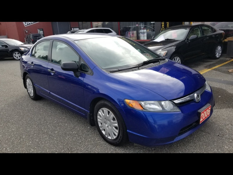 Honda Civic Sdn 2006 price $4,950