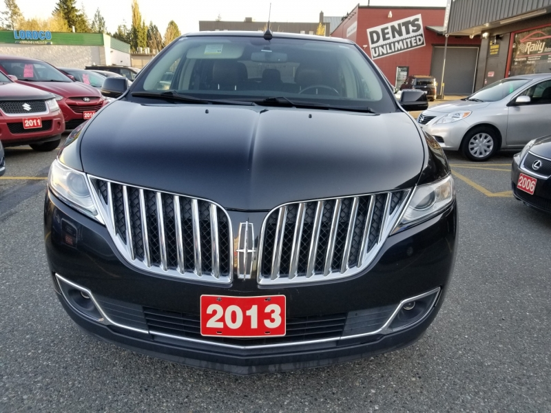 Lincoln MKX 2013 price $14,950
