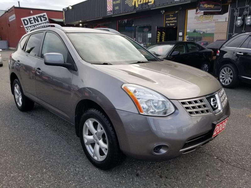 Nissan Rogue 2008 price $6,950