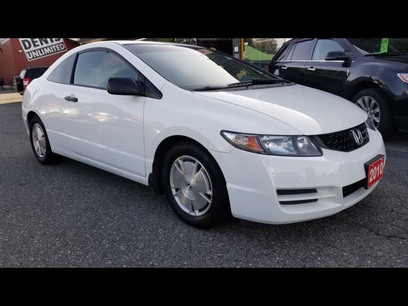 Honda Civic Cpe 2010 price $4,950
