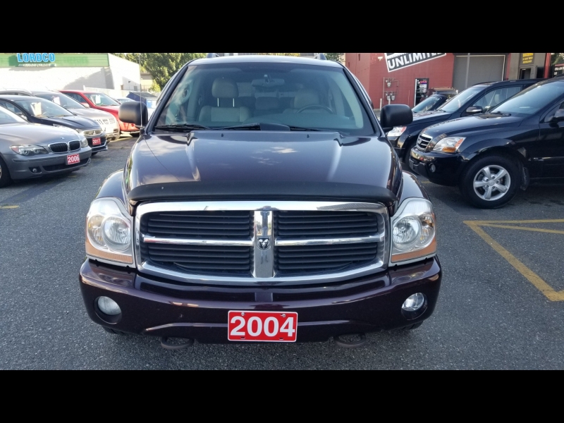 Dodge Durango 2004 price $5,950