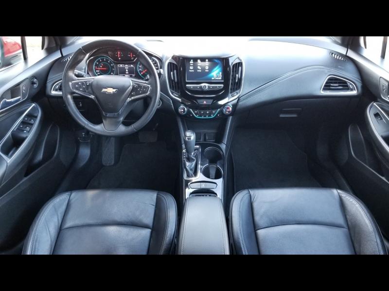 Chevrolet Cruze 2018 price $15,950