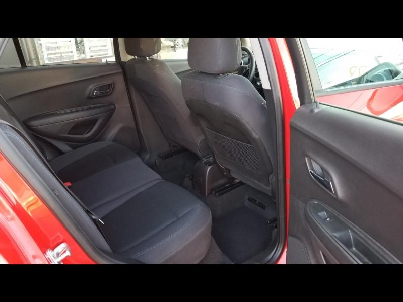 Chevrolet Trax 2016 price $11,950