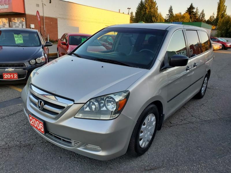 Honda Odyssey 2006 price $4,950