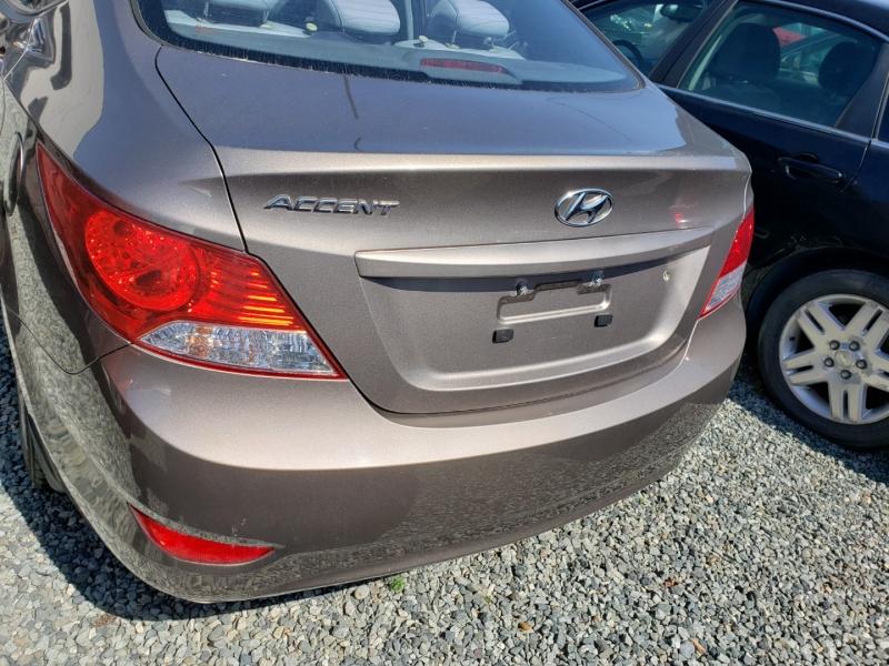 Hyundai Accent 2013 price $7,900