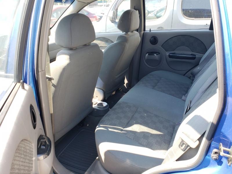 Chevrolet Aveo 2004 price $2,900