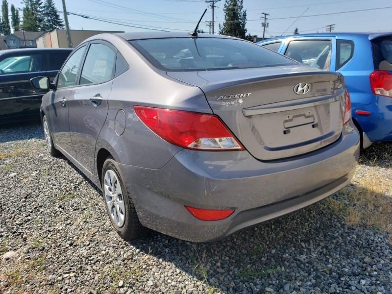 Hyundai Accent 2016 price $11,990