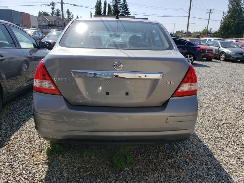 Nissan Versa 2009 price $5,990