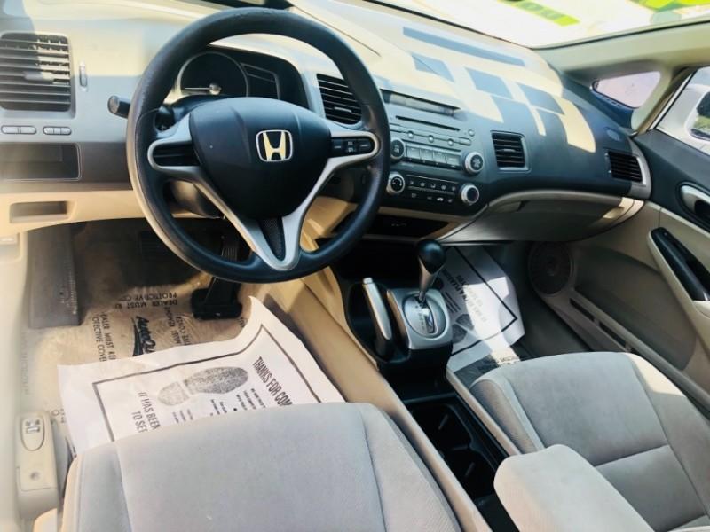 Honda Civic Sdn 2010 price $1,000 Down