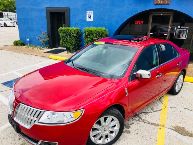 Lincoln MKZ 2012 price $1,000 Down