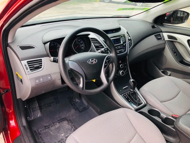 Hyundai Elantra 2016 price $1,300 Down
