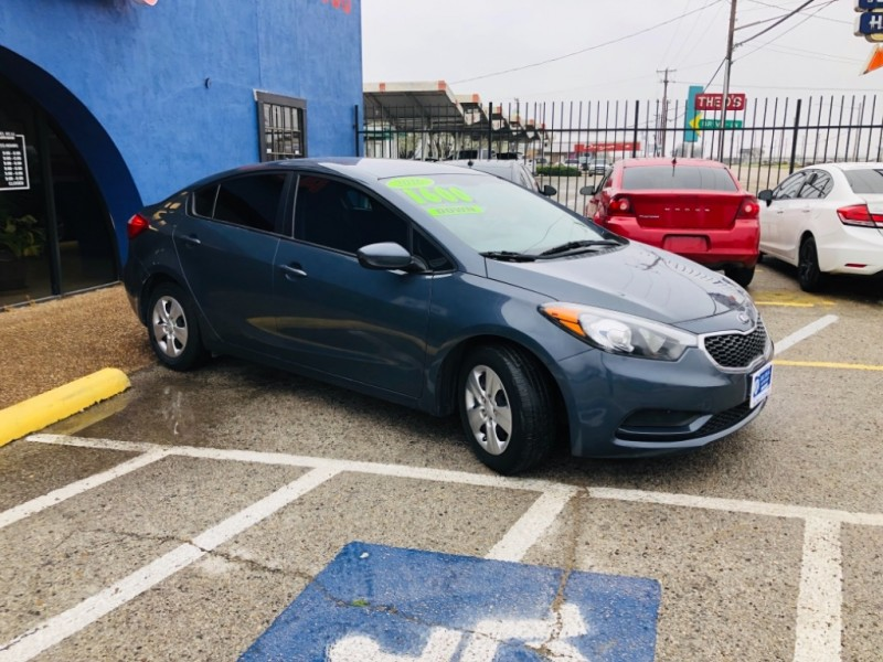 Kia Forte 2016 price $1,500 Down