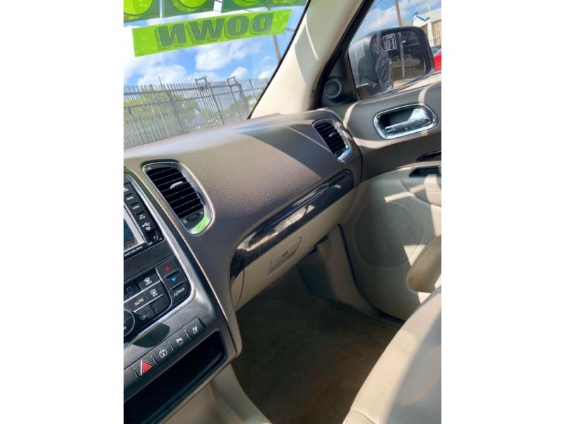 Dodge Durango 2013 price $2,200 Down