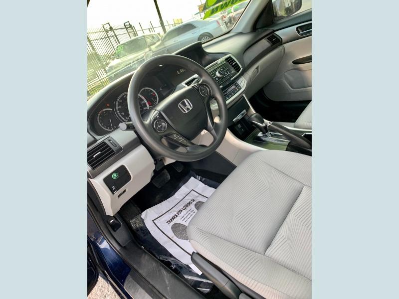Honda Accord Sedan 2015 price $2,200 Down