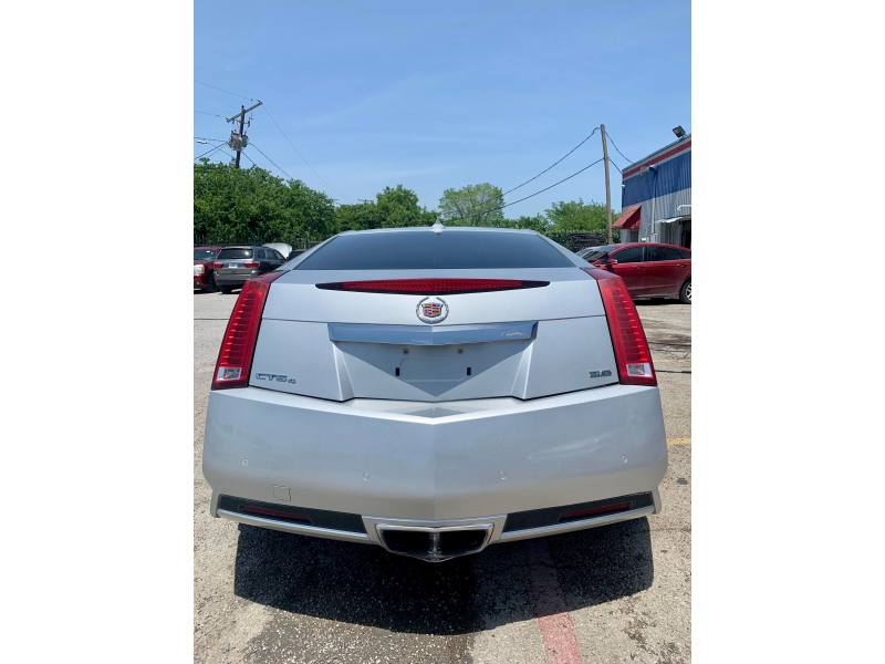 Cadillac CTS Coupe 2011 price $1,900 Down