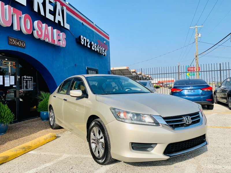 Honda Accord Sedan 2013 price $1,600 Down