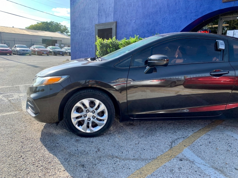 Honda Civic Coupe 2014 price $1,800 Down