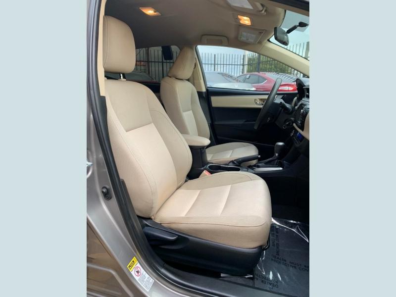 Toyota Corolla 2014 price $1,600 Down