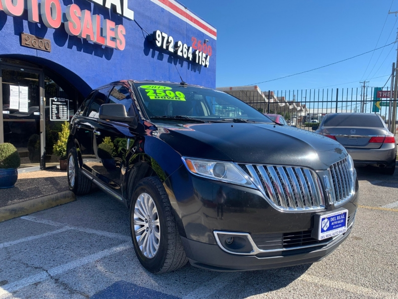 Lincoln MKX 2013 price $2,700 Down