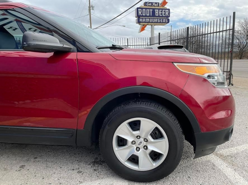 Ford Explorer 2013 price $1,700 Down