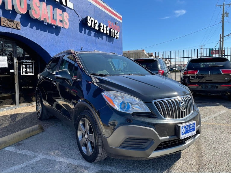 Buick Encore 2014 price $1,800 Down