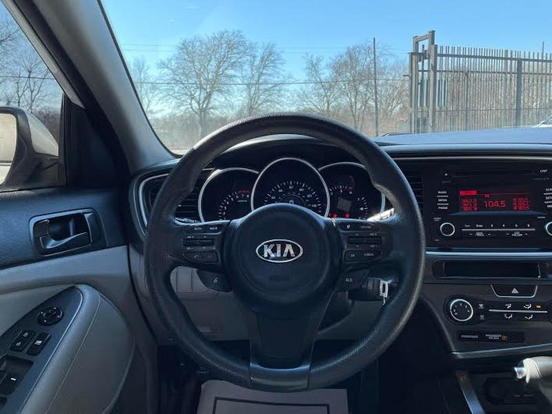 Kia Optima 2015 price $1,800 Down