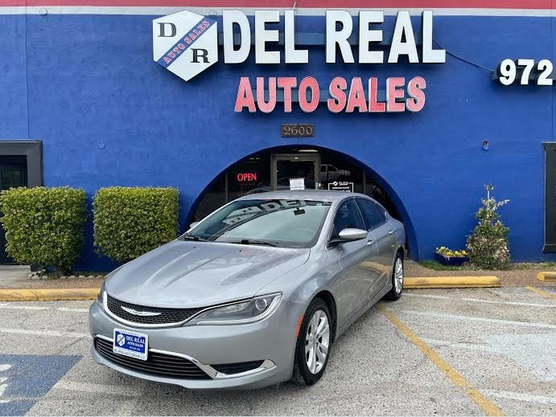 Chrysler 200 2015 price $2,500 Down