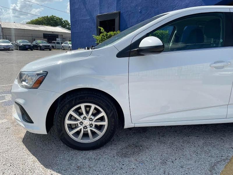 Chevrolet Sonic 2017 price $1,300 Down