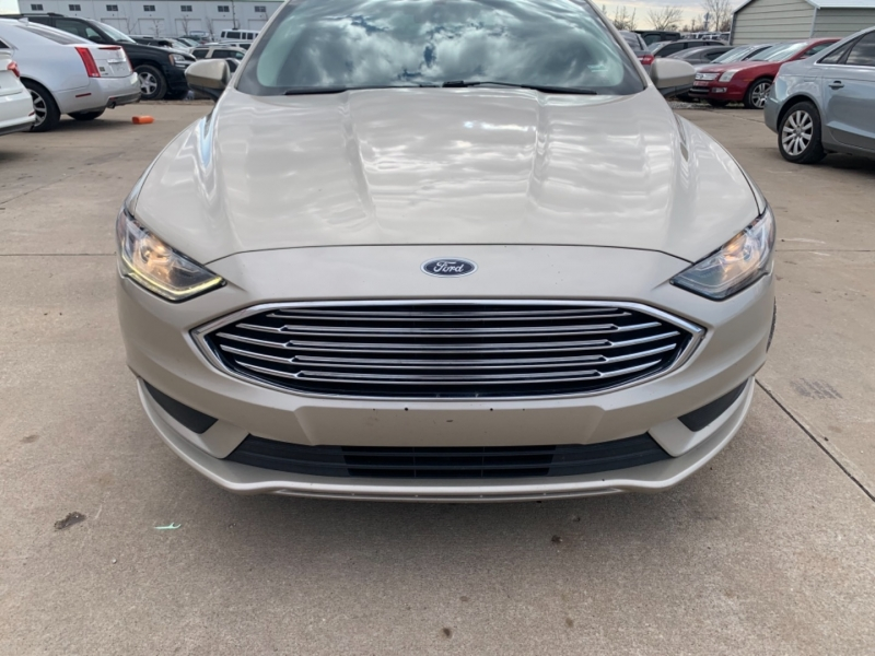 Ford Fusion 2017 price $8999 CASH