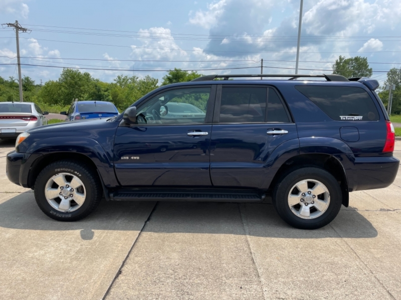 Toyota 4Runner 2006 price Price to be announced