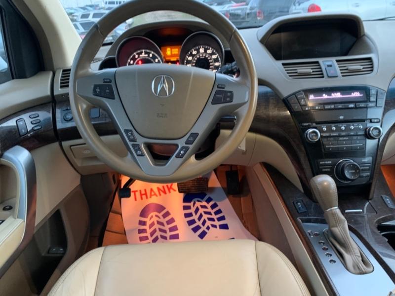 Acura MDX 2010 price