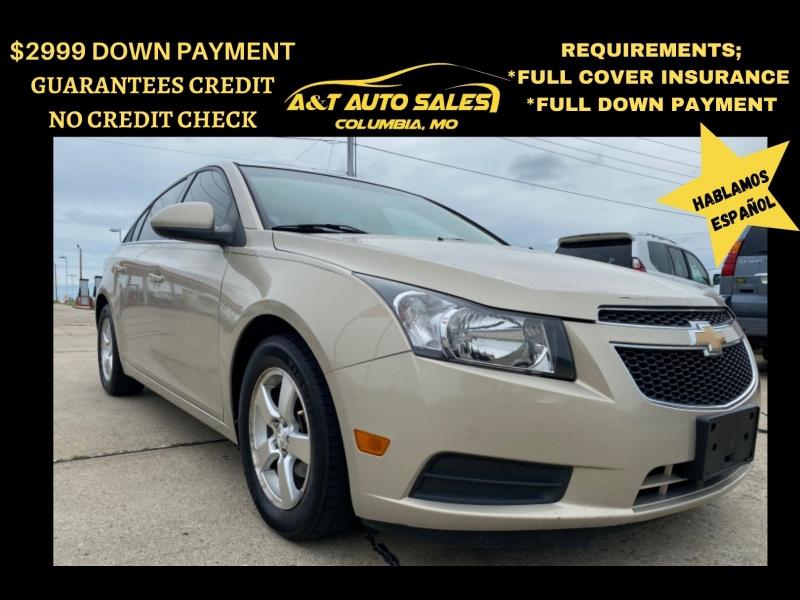 Chevrolet Cruze 2012 price $5,999 CASH