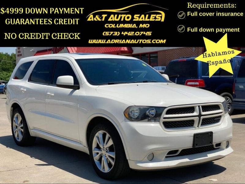 Dodge Durango 2011 price $9,999 CASH