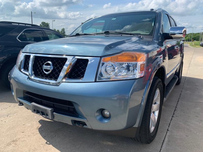 Nissan Armada 2011 price $8,999 CASH