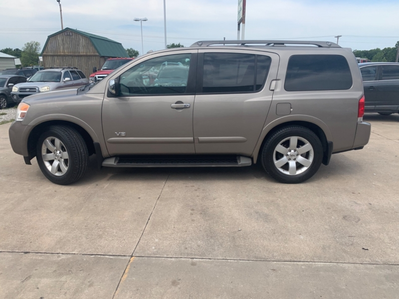 Nissan Armada 2009 price $7999 CASH