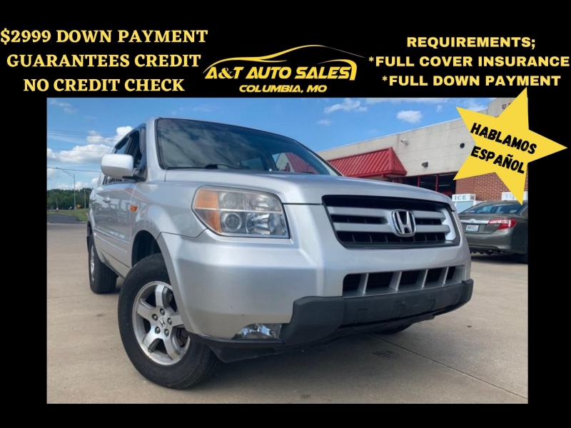 Honda Pilot 2008 price $5999 CASH