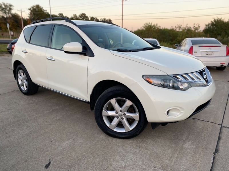 Nissan Murano 2009 price $7999 CASH