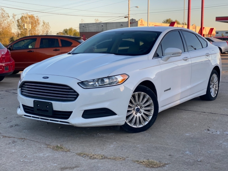 Ford Fusion 2013 price