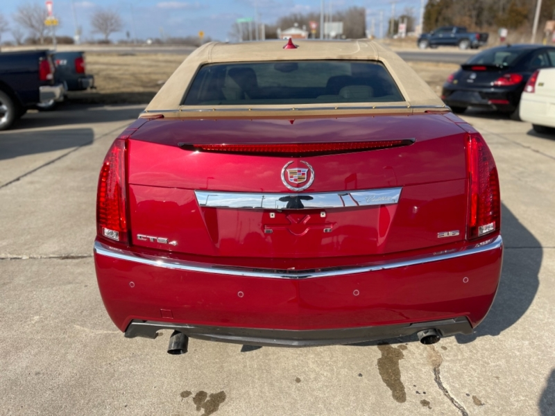 Cadillac CTS Sedan 2012 price $11,999 CASH