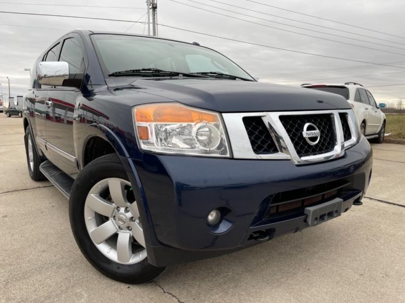 Nissan Armada 2010 price $10,999 CASH