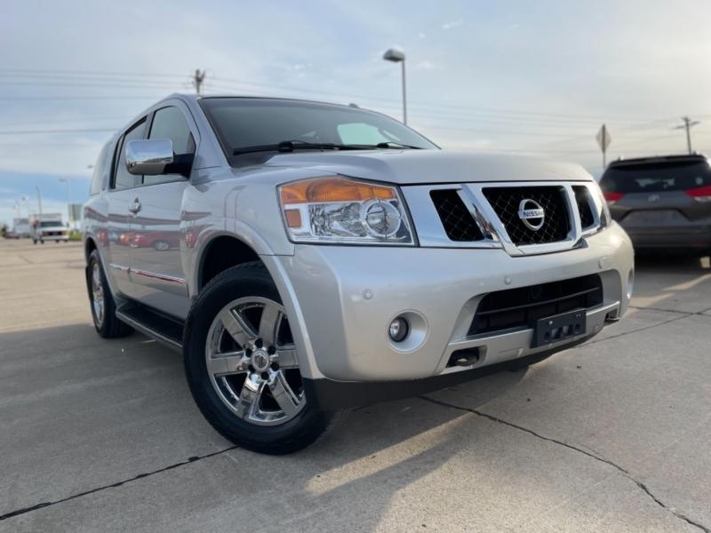 Nissan Armada 2010 price $9,999 CASH