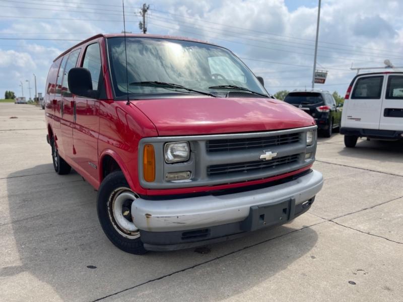 Chevrolet Express Cargo Van 2002 price $6999 CASH