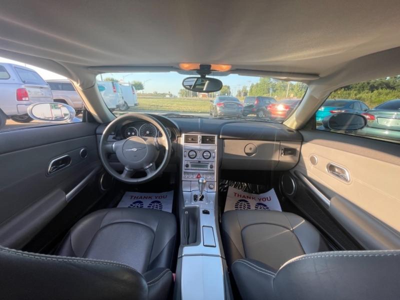 Chrysler Crossfire 2004 price $10,999 CASH
