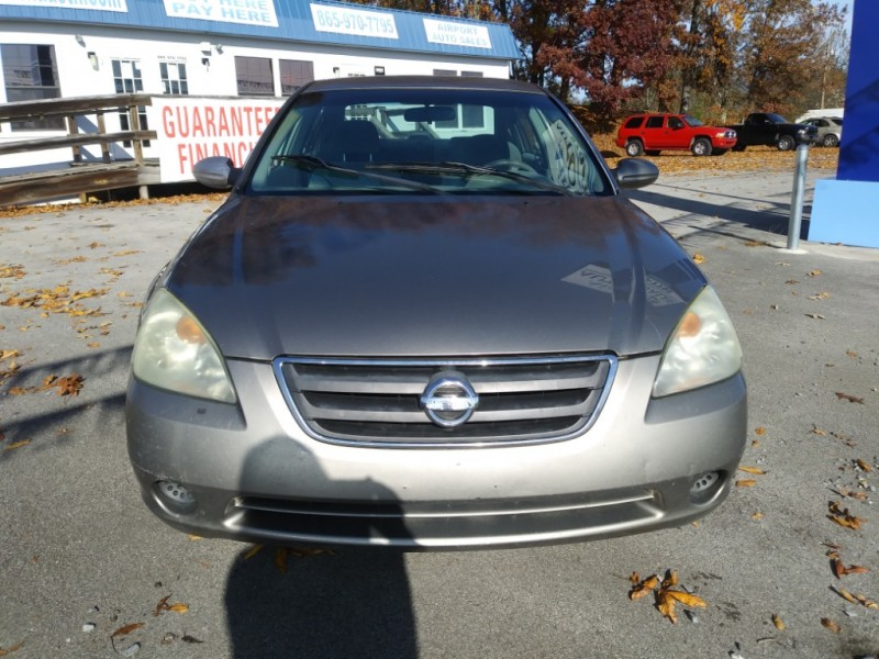 Nissan Altima 2003 price Call us