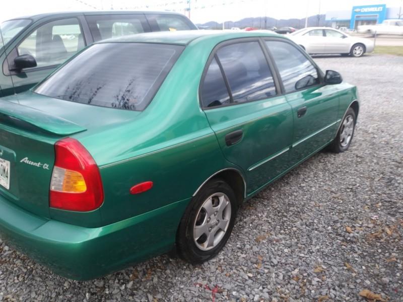Hyundai Accent 2001 price Call us