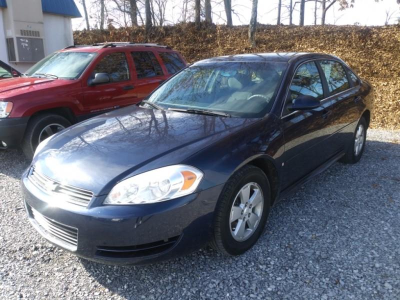 Chevrolet Impala 2009 price Coming Soon