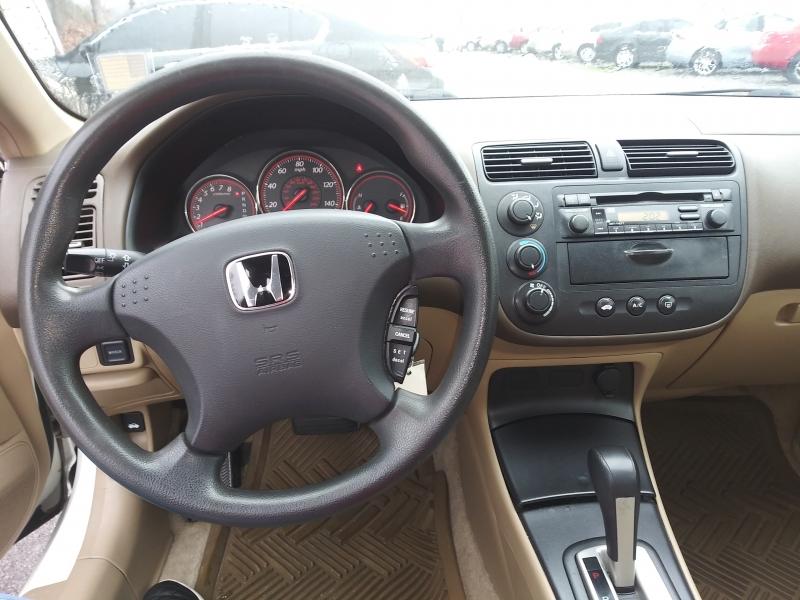 Honda Civic 2003 price Call us