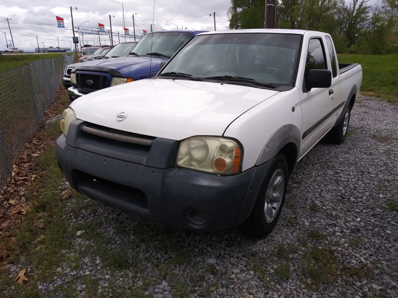 Nissan Frontier 2WD 2002 price COMING SOON