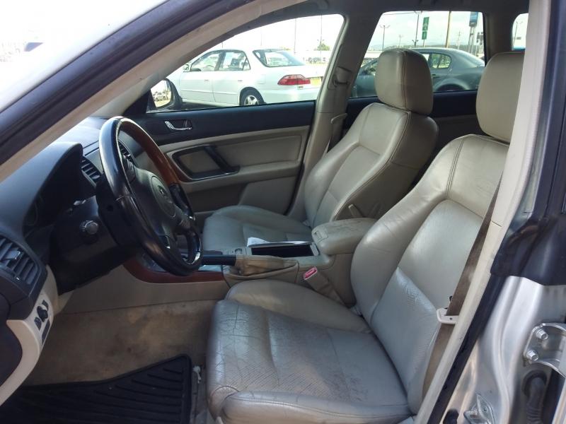Subaru Legacy Wagon 2006 price CALL