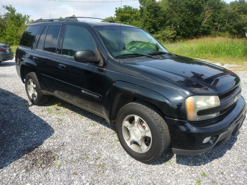 Chevrolet TrailBlazer 2004 price Call us